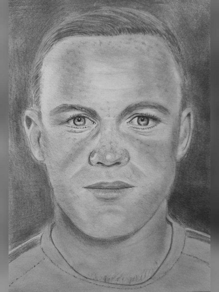 Wayne Rooney par paulb